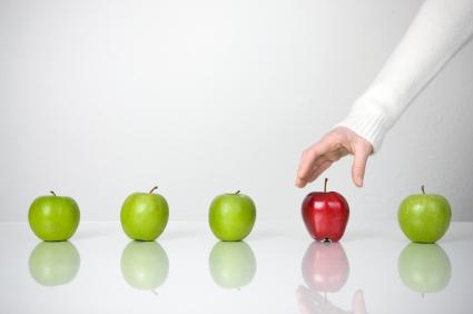 Choices Apples